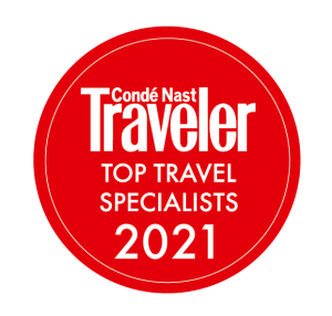 Condé Nast Traveler Top Travel Specialists 2021